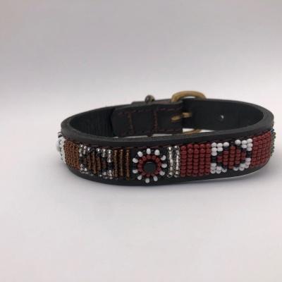 Coleira Circles of Life tamanho XS (25, 27 cm), Lucky Beads