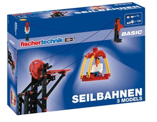 Teleférico Fischertechnik