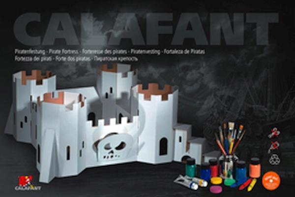 Fortaleza Pirata - Cartão