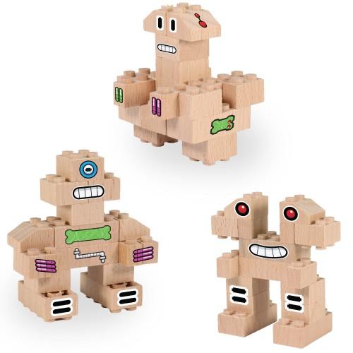 Fab Brix - Robots 16 Peças