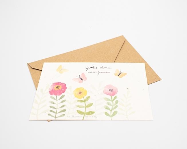Postal So - So c/ envelope
