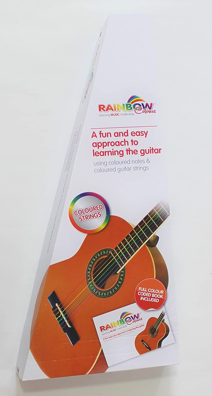 Guitarra - Rainbow Colour