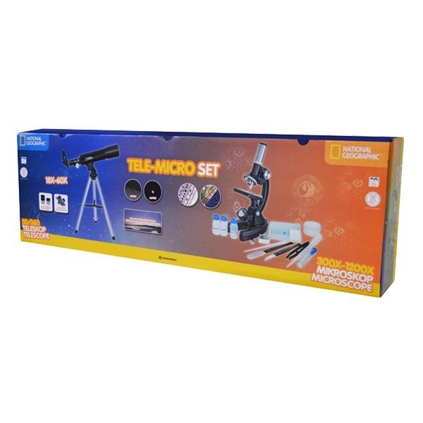 Set Micro + Telescópio
