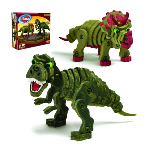 Dinosaurs - Paper Toy