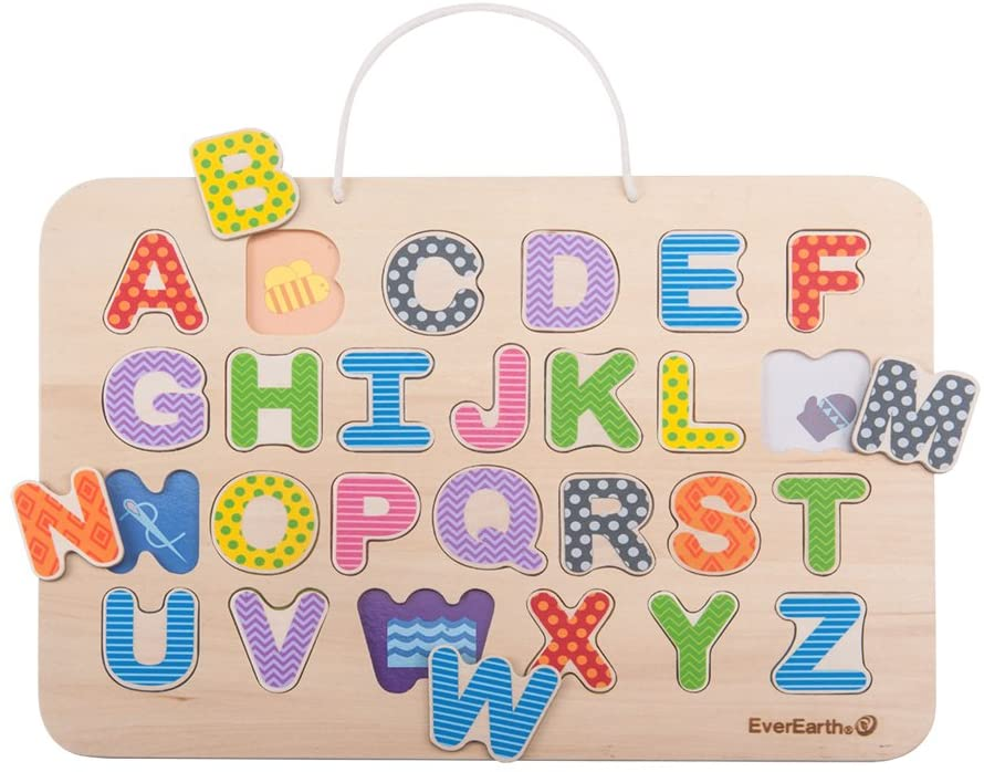 Placa Magnética Alfabeto