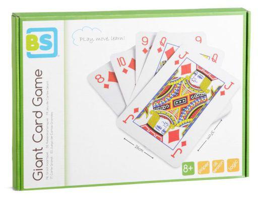 Jogo de Cartas Gigante