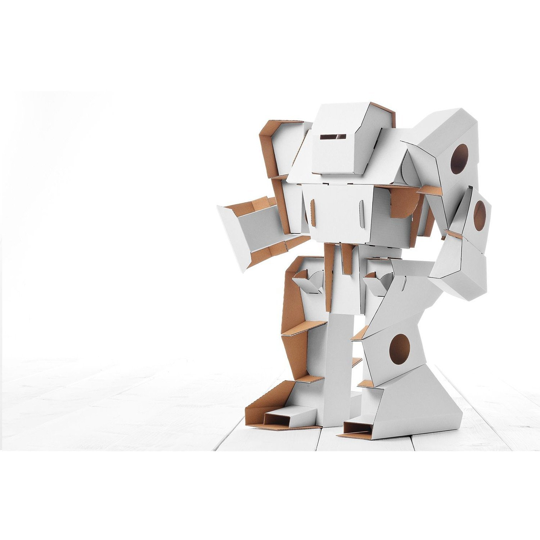 Robô de Cartão Nível 3