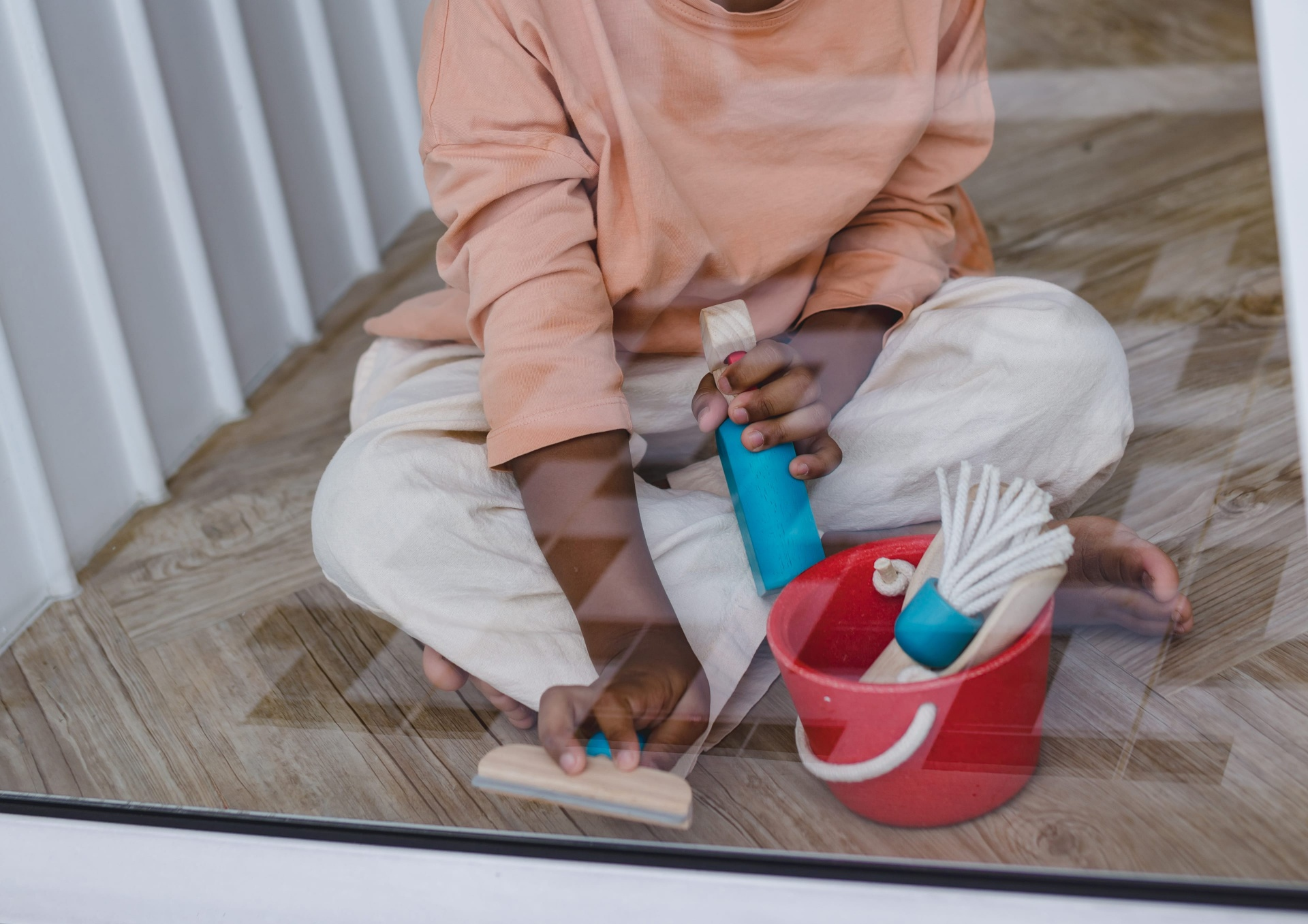 Set de Limpeza Plan Toys