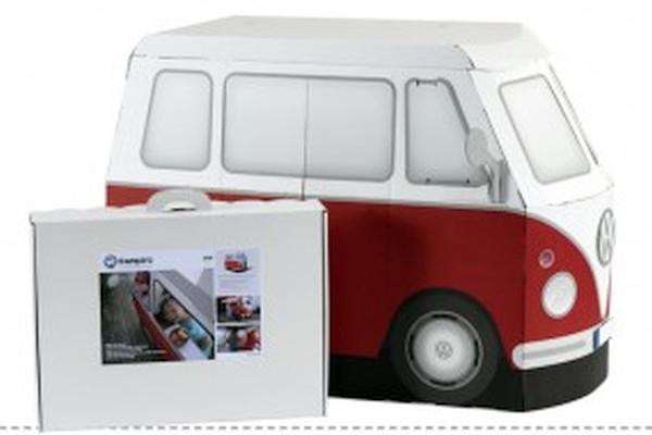 Pão de Forma da Volkswagen - Cartão