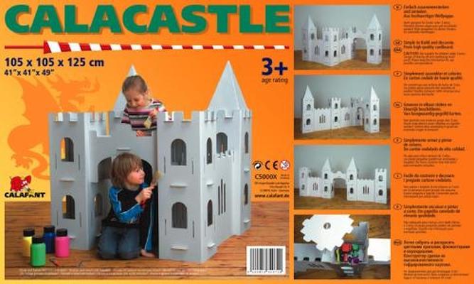 Calacastle (Château) - Carte