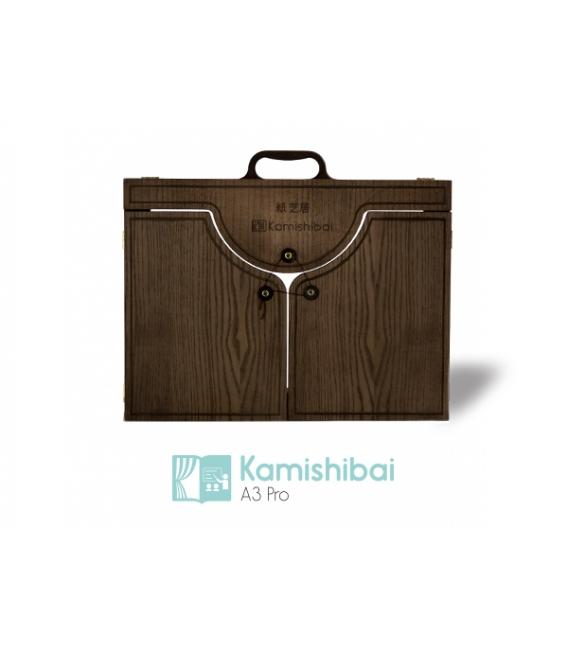 Teatro Kamishibai A3