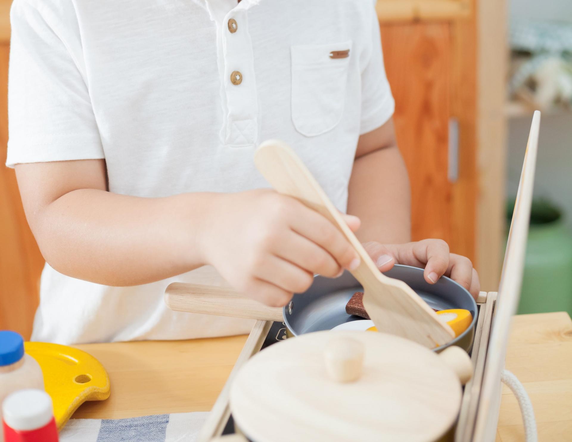 Utensílios de Cozinha Plan Toys