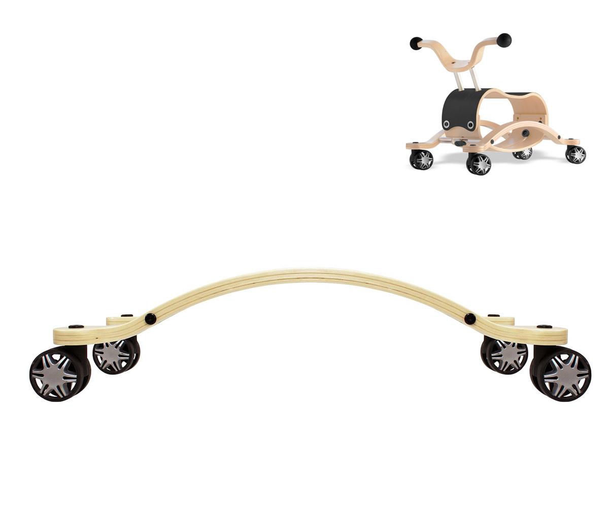 Base de corrida Mini-Flip Wishbone