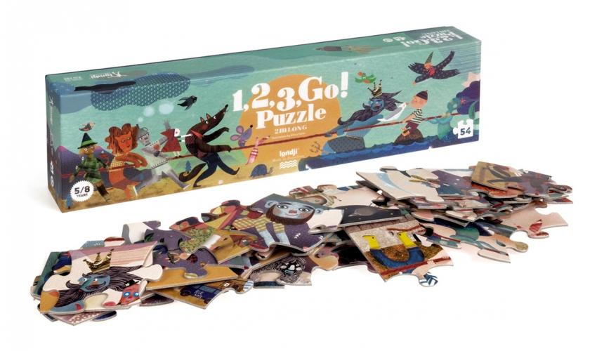 Puzzle 1,2,3 Go