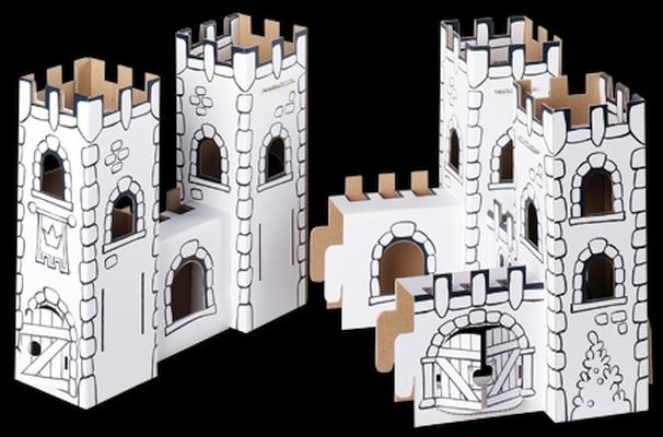 Castelo do Dragão (nível 2) - Cartão