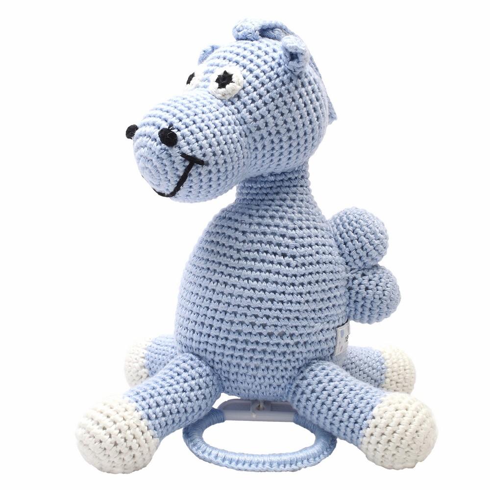 Music Box Camelo Azul