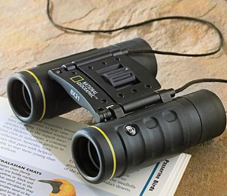 Binoculars 8 x21 National Geographic