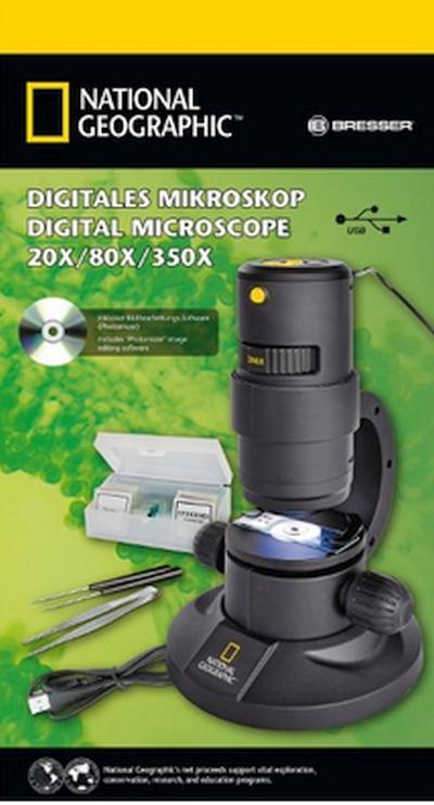 Microscópio Digital National Geographic