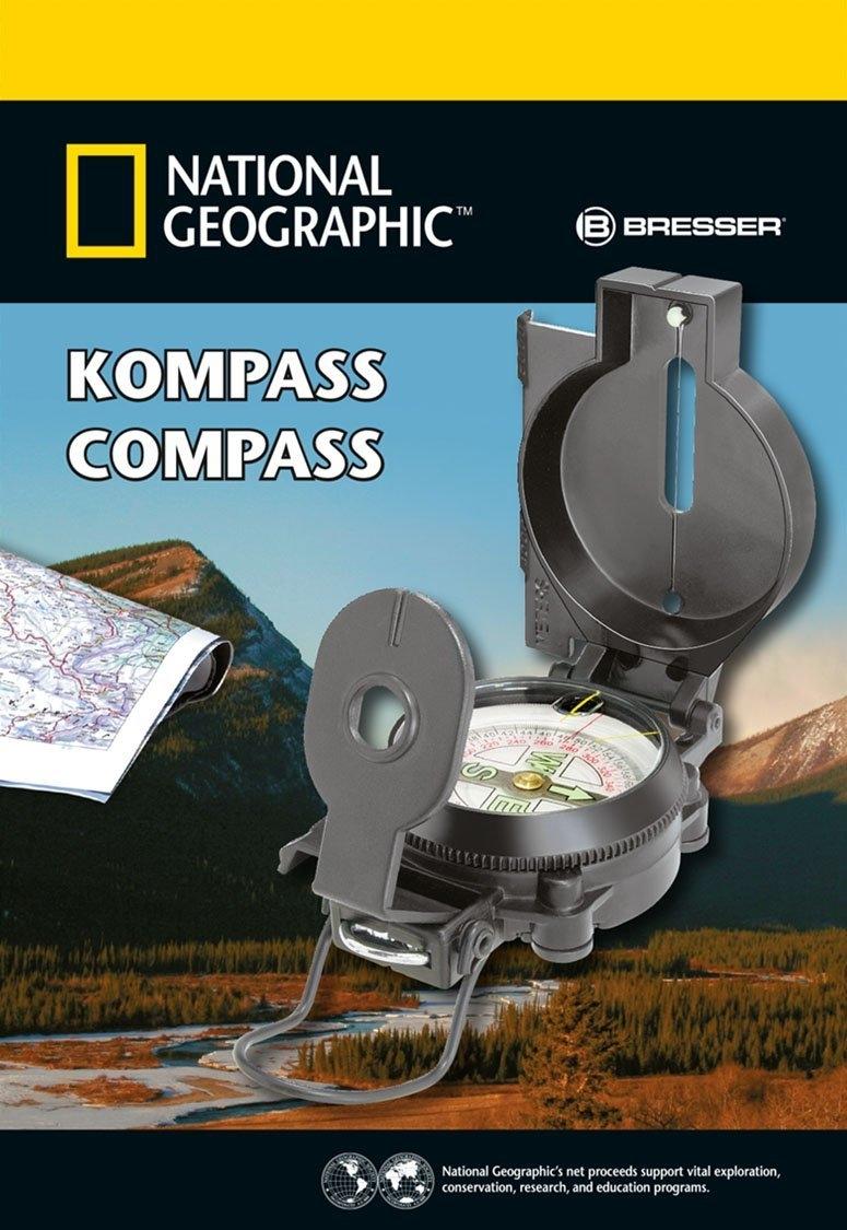 Bússola National Geographic