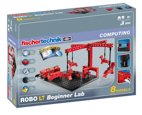 ROBO LT Beginner Lab
