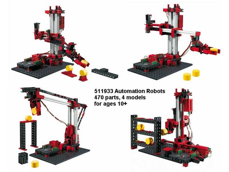 ROBO TX Automatos
