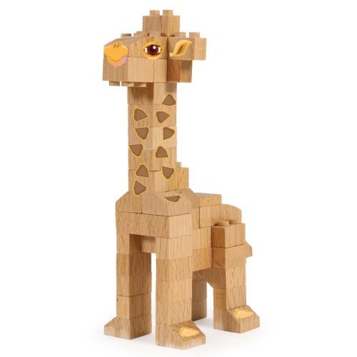 Fab Brix - Girafa 44 Peças