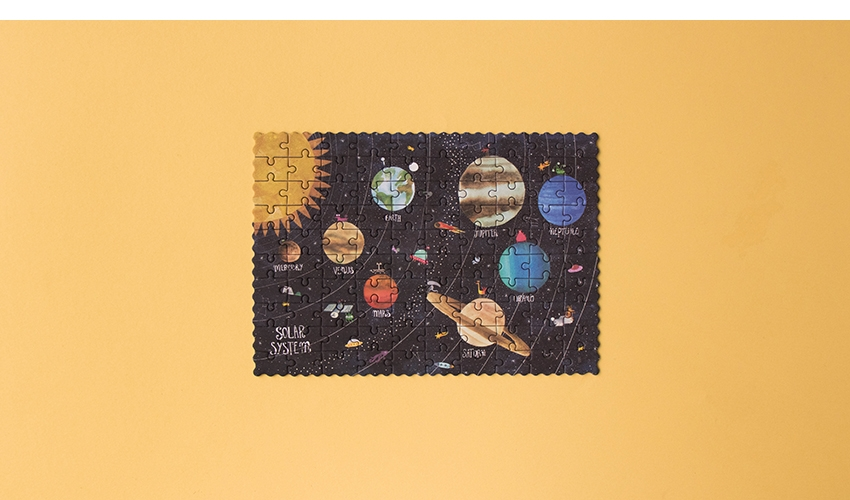 Puzzle Pocket Descobre o Planeta