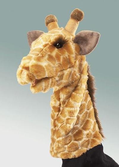 Girafa de Palco de Fantoches