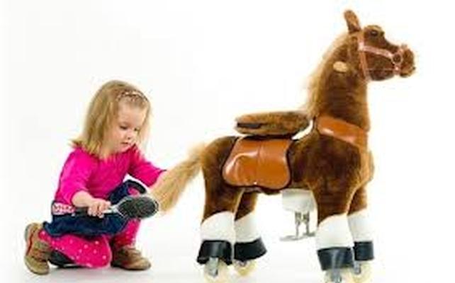 Cavalo Castanho Chocolate