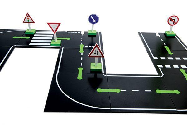 Estradas e carros