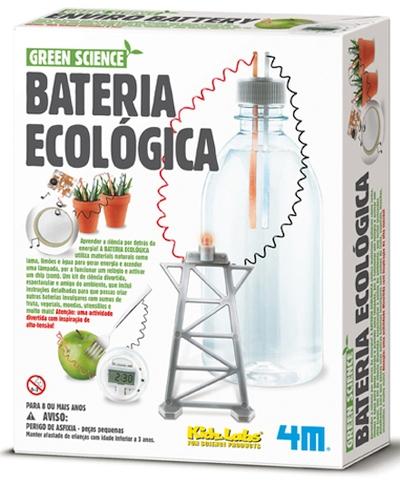 Bateria Ecológica