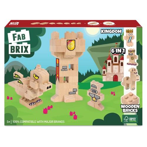 Fab Brix - Reino 94 Peças