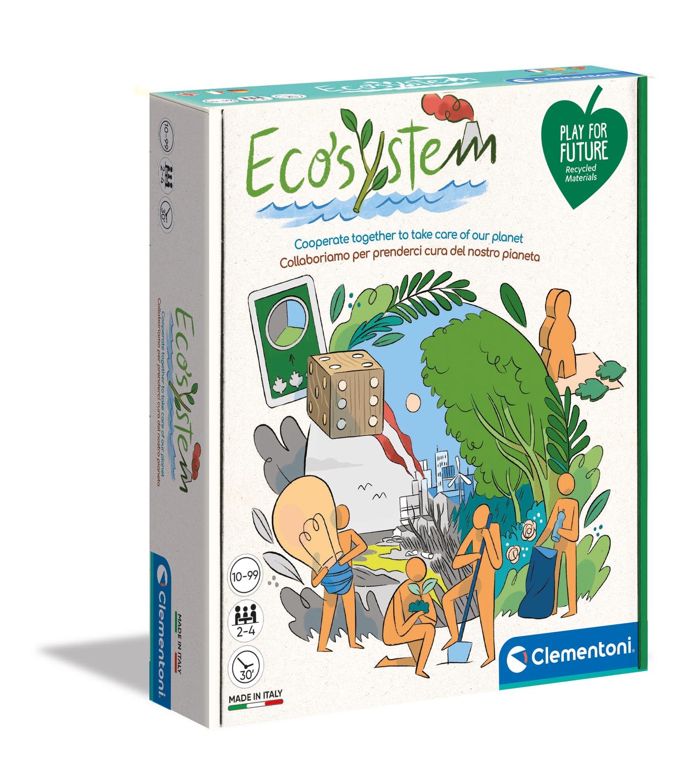 Jogo Ecossistema