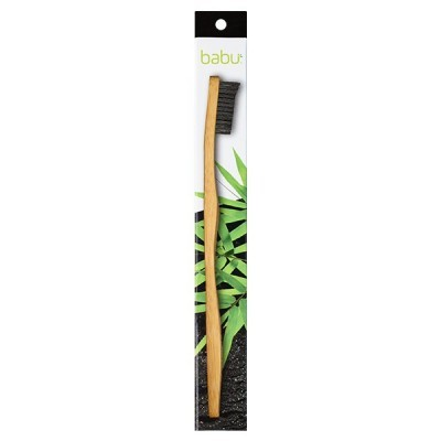 Escova de dentes Adulto - Carvão Ativado