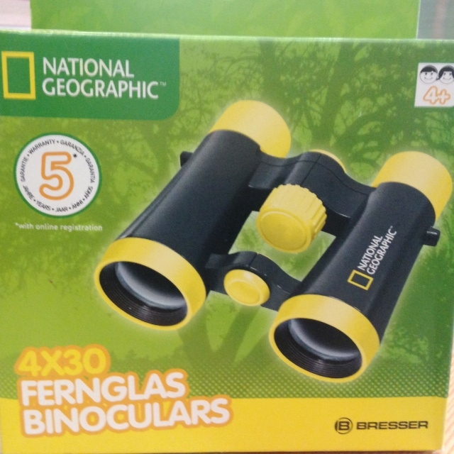 Binoculars 4 x30 National Geographic