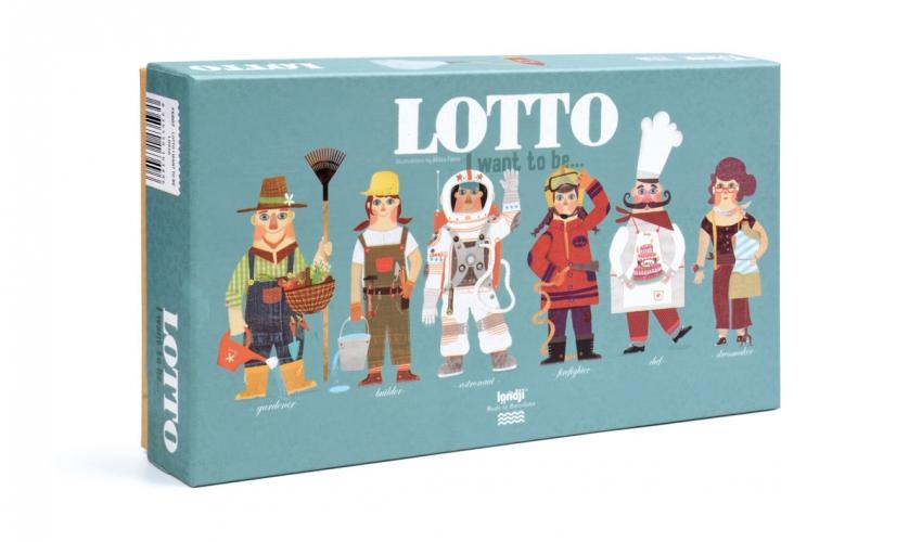 Jogo Eu Quero Ser Lotto