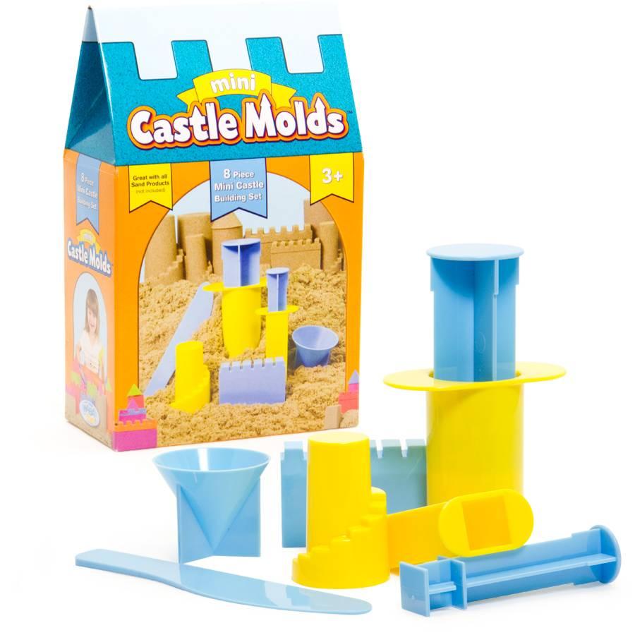 Moldes de Castelo Mini