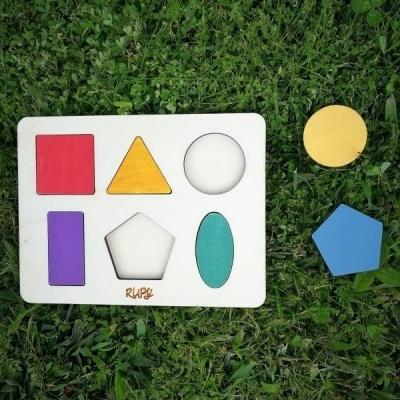 Puzzle Geométrico