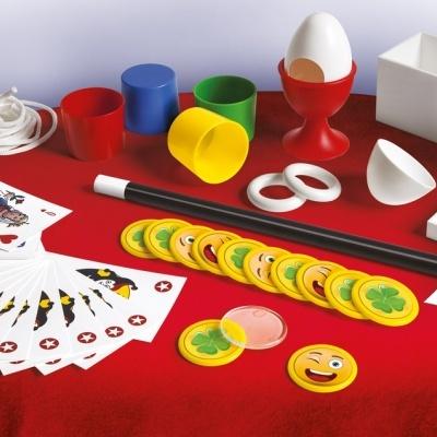 Jogos Mágicos 100 Truques