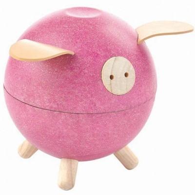Porco Mealheiro Rosa