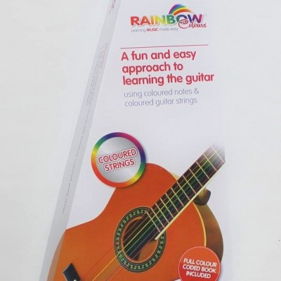Guitarra - Rainbow Colour