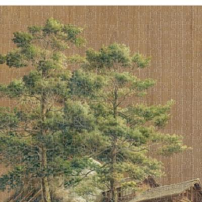 Puzzle Rocha Japonesa