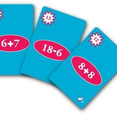 Adição e Subtração - Jogos Matemáticos