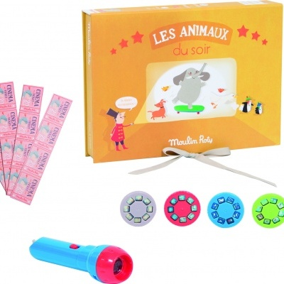 Box de Cinema Animais