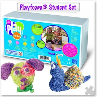 PlayFoam - Set de Estudante