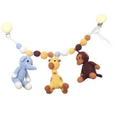 Mobile Macaco,Girafa,Elefante