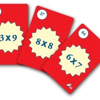 Multiplication Tablet - Mathematical Games
