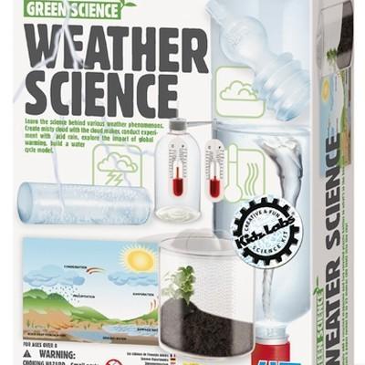 Science du temps (climat)