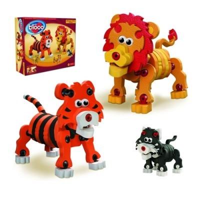 Leão e Tigre