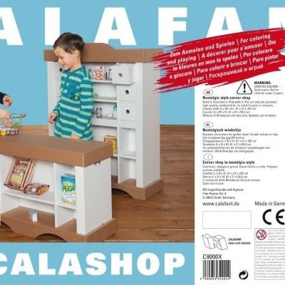 Calashop (Loja) - Cartão